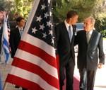 Barack Obama incontra Shimon Peres